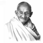 مهاتما گاندی