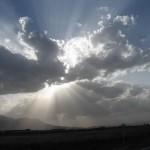 ابر و خورشید