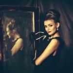زیبایی در آینه