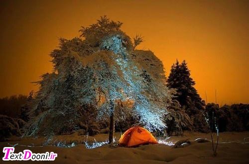 مبادا رؤیای با تو بودنم در کولاکِ کابوس های این حوالی، سرما خورده شود
