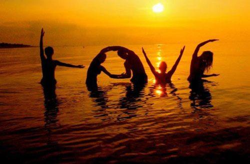 گرمی دلهای بههم پیوسته است