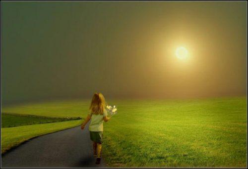 هر توقف یعنی یک چیز خوشمزه. برای توقف بعدی باید راه رفت